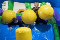 Vaikų žaidimų kambarys Vilniuje ir pripučiamų batutų nuoma Vilniuje
